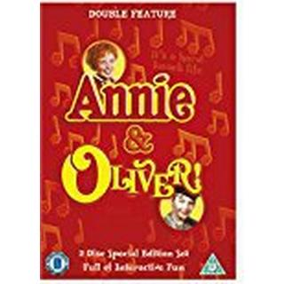 Annie / Oliver! Moviextras Double Pack [DVD]